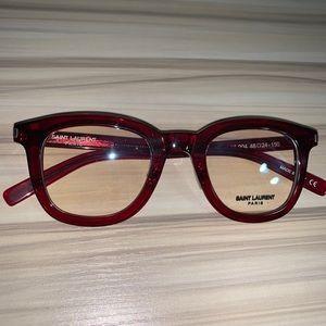 Authentic New Saint Laurent 46mm Optical Frames